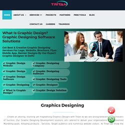 What Is Graphic Design? Graphic Designing Software Solutions
