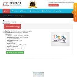 web designing, web design training, web design course, web designing in ahmedabad, web design course fees in ahmedabad