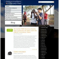 Designmatters - Blog