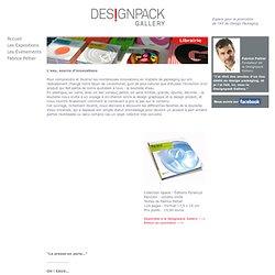 Designpack Gallery - La boîte, solution d'avenir