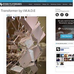 Archive » Transformer by I.M.A.D.E