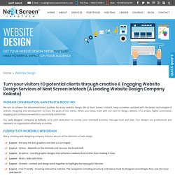 Best Web Page Designs, Top Web Designing Company India