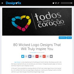 80 Wicked Logo Designs That Will Truly Inspire You
