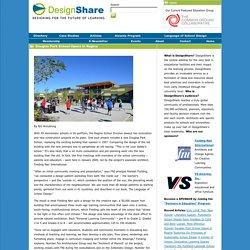 Douglas Park School Opens in Regina