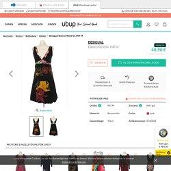 Desigual Damen Kleid INT M Second Hand kaufen