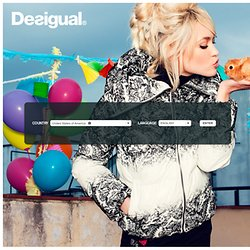 Welcome to Desigual