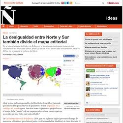 La desigualdad entre Norte y Sur también divide el mapa editorial