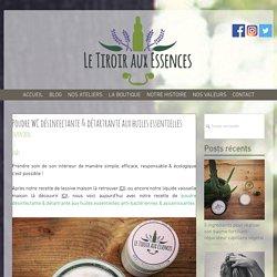 LE TIROIR AUX ESSENCES - Huiles essentielles, Plantes, Cuisine, Beauté