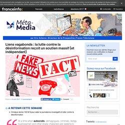 Liens vagabonds : la lutte contre la désinformation reçoit un soutien massif (et indépendant)