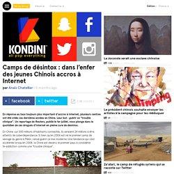 Camps de désintox : dans l'enfer des jeunes Chinois accros à Internet