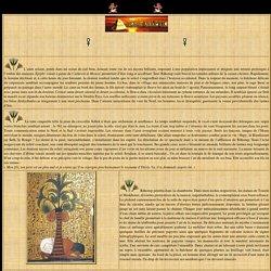 Moi le Scribe Râhotep