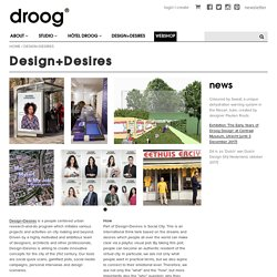 Droog − a different perspective on design