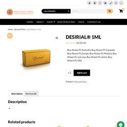 DESIRIAL® 1ML – Med Store Web