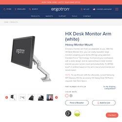HX Desk Mount Monitor Arm