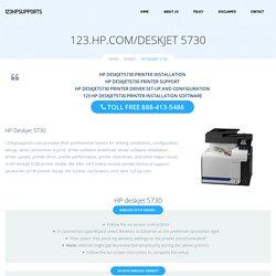 123.hp.com/deskjet5730 - HP Deskjet 5730 Install & Setup