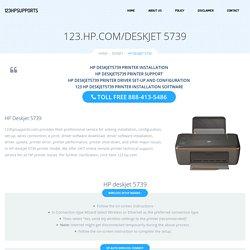 123.hp.com/deskjet5739 - HP Deskjet 5739 Install & Setup