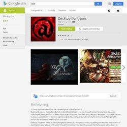 Desktop Dungeons – Android-appar på Google Play