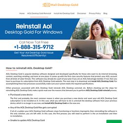 Call 1-888-315-9712 for Aol Support
