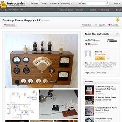 Desktop Power Supply v1.2