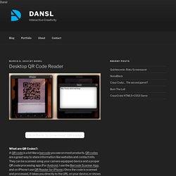 dansl Desktop Reader