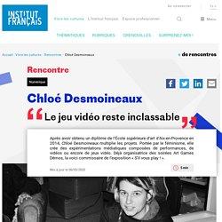 Chloé Desmoineaux