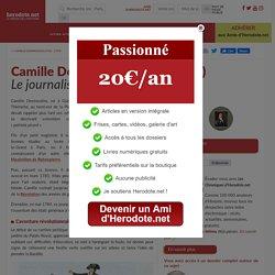 Camille Desmoulins (1760 - 1794) - Le journaliste de la Révolution