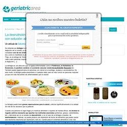 La desnutrición en pacientes con disfagia, un problema con solución: alimentación texturizada