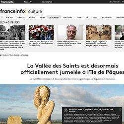 La Vallée des Saints est désormais officiellement jumelée à l'île de Pâques