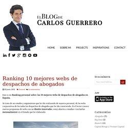Ranking 10 mejores webs de despachos de abogados