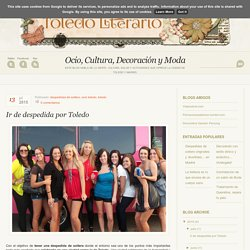 Ocio, Cultura, Decoración y Moda