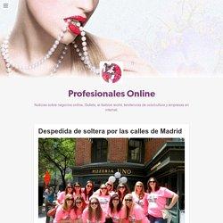 Despedida de soltera por las calles de Madrid