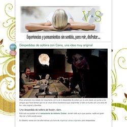 Despedidas de soltera con Cena, una idea muy original - Viajes & Salud
