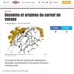 Origines du carnet de voyage - article Libération