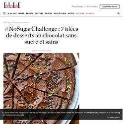 Dessert chocolat sans sucre : 7 idées de desserts au chocolat sains et sans sucre