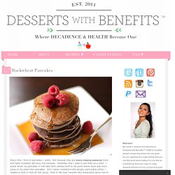 Desserts With Benefits