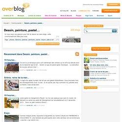 Dessin, peinture, pastel... sur OverBlog