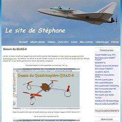 Dessin du QUAD-9 - Le site de Stéphane