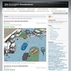JM UCCIANI DessinateurCatégorie du site : ILLUSTRATIONS CHERCHEZ L'ERREUR