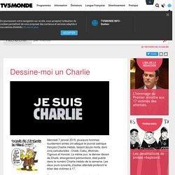 TV5 - Dessine-moi un Charlie