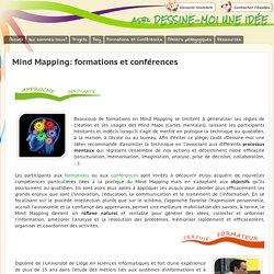 Dessine-moi une idée asbl - Mind Mapping à tout âge, pour toutes les disciplines