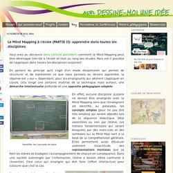Dessine-moi une idée - Le Mind Mapping à l'école (PARTIE II) : apprendre dans toutes les disciplines
