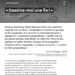 « Dessine-moi une île ! » - François Arnal