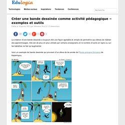 Créer une bande dessinée comme activité pédagogique – exemples et outils