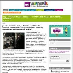 Expo «Shoah et bande dessinée» : la force des images pour raconter l'indicible