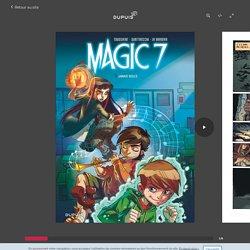 Jamais seuls, tome 1 de la série de bande dessinée Magic 7, de Kid Toussaint - La Barbera - Quattrocchi -