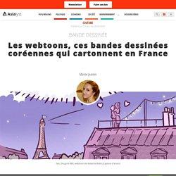 Les webtoons, ces bandes dessinées coréennes qui cartonnent en France