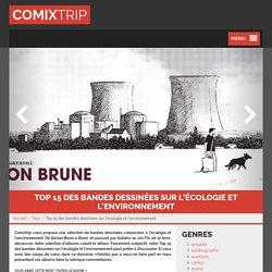 Top 15 des bandes dessinées sur l'écologie et l'environnement - Comixtrip