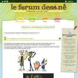Le Forum Dessiné