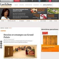 Dessins et estampes au Grand Palais, Expos