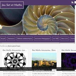 dessins geometriques - Jeu Set et Maths